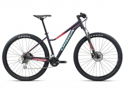Велосипед Orbea MX50 ENT 27 S 2021 Purple - Pink (Matte)