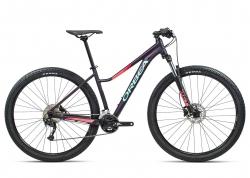 Велосипед Orbea MX40 ENT 29 L 2021 Purple - Pink (Matte)