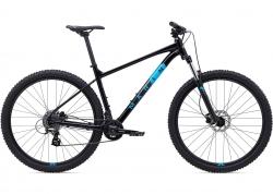 Велосипед 27.5MarinBOBCAT TRAIL 3 рама - M 2021 Gloss Black/Charcoal/Cyan