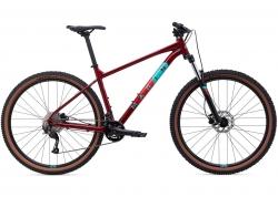 Велосипед 29MarinBOBCAT TRAIL 4 рама - M 2021 Gloss Crimson/Teal/Red