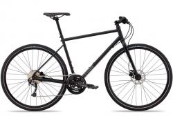 Велосипед 29MarinMUIRWOODS рама - L 2021 Satin Black/Gloss Reflective Black