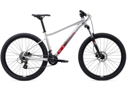 Велосипед 27,5 Marin WILDCAT TRAIL 3 WFG рама - XS 2021 Silver