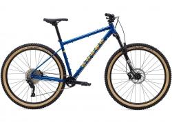 Велосипед 29 Marin PINE MOUNTAIN 1 рама - M 2021 Gloss Navy Blue/Yellow/Orange