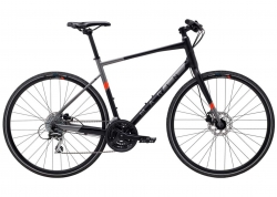 Велосипед 28 Marin FAIRFAX 2 рама - S 2021 Black/Charcoal