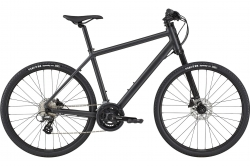 Велосипед 27,5 Cannondale BAD BOY 3 рама - S 2021 BBQ черно-матовый