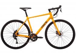 Велосипед 28 Pride ROCX 8.1 рама - XL 2021 оранжевый