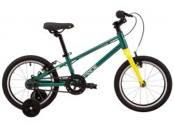 Велосипед 16 Pride GLIDER 16 2021 зеленый