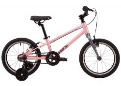 Велосипед 16 Pride GLIDER 16 2021 розовый