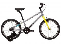 Велосипед 18 Pride GLIDER 18 2021 серый