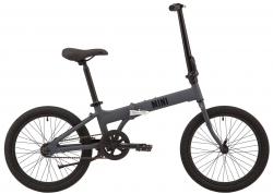 Велосипед 20 Pride MINI 1 2021 серый