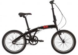 Велосипед 20 Pride MINI 3 2021 черный