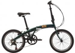 Велосипед 20 Pride MINI 6 2021 зеленый