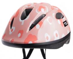 Шлем детский Green Cycle MIA размер 50-54см розовый лак
