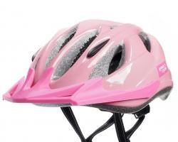 Шлем детский Green Cycle FRIDA размер 50-56см розовый лак