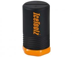 Фляга-кег Ice Toolz 83A1 для инструмента, черно-оранжевая
