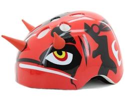 Шлем детский Green Cycle TRIKE размер S 48-52см красный