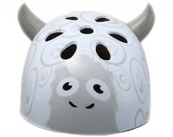 Шлем детский Green Cycle SHEEP размер S 48-52см серый