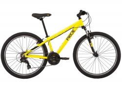 Велосипед 26 Pride MARVEL 6.1 рама - XS 2021 желтый