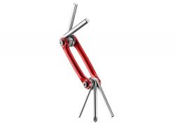 Мультитул Ice Toolz 96B1, Bar-5. Шестигранники 4х5х6мм, отвертки +/-