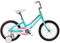 Велосипед BIANCHI 16 Single Girl Junior Celeste
