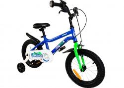 Велосипед детский RoyalBaby Chipmunk MK 12, OFFICIAL UA, голубой