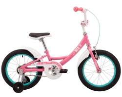 Велосипед 16 Pride MIA 16 2021 розовый