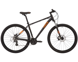 Велосипед 29 Pride MARVEL 9.2 рама - L 2021 черный