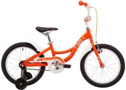 Велосипед 18 Pride ALICE 18 2021 оранжевый