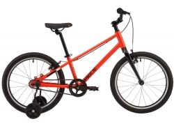 Велосипед 20 Pride GLIDER 2.1 2021 красный