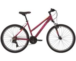 Велосипед 26 Pride STELLA 6.1 рама - S 2021 бордовый