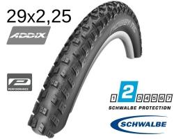 Покрышка 29x2.25 (57-622) Schwalbe NOBBY NIC Performance B/B-SK HS602 ADDIX 67EPI
