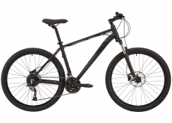 Велосипед 27,5 Pride MARVEL 7.3 рама - L 2021 черный