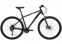 Велосипед 29 Pride MARVEL 9.3 рама - M 2021 черный