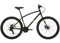 Велосипед 27,5 Pride ROCKSTEADY 7.1 рама - M 2021 черный