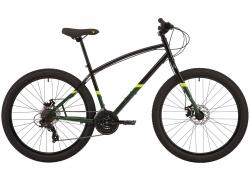 Велосипед 27,5 Pride ROCKSTEADY 7.1 рама - XL 2021 черный