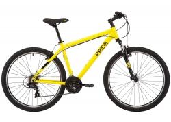 Велосипед 27,5 Pride MARVEL 7.1 рама - L 2021 желтый