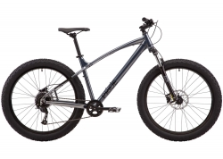 Велосипед 27,5 Pride SAVAGE 7.1 рама - L 2021 серый