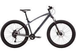 Велосипед 27,5 Pride SAVAGE 7.1 рама - XL 2021 серый