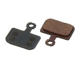 Колодки дисковые ALHONGA HJ-DS60 Avid DB1/DB3/DB5 hydraulic/organic