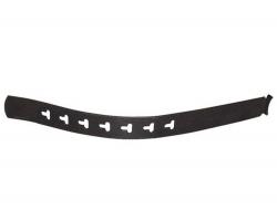 Ремешок для фиксации ноги в детском велокресле Bellelli, тёмно-серый (1шт)