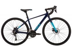 Велосипед 27,5 Pride ROCX 7.1 рама - XS 2020 синий