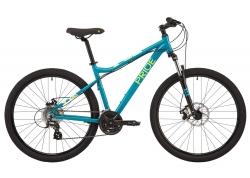 Велосипед 27,5 Pride STELLA 7.2 рама - S 2021 бирюзовый