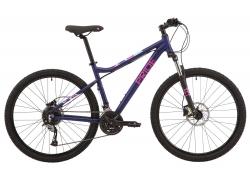 Велосипед 27,5 Pride STELLA 7.3 рама - M 2021 фиолетовый