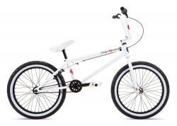 Велосипед 20 Stolen OVERLORD 20.75 2021 SNOW BLIND WHITE