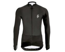 Джерси Pride Adventure warm, с длин. рукавом, утепленное, мужское, черное XL