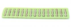 Подшипники Cannondale игольчатые 29/27,5(15 роликов, 4шт), зеленые (KH093)