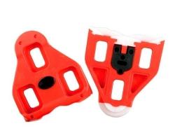 Шипы к педалям Look Cleat Delta Red system, люфт 9 градусов
