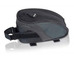 Сумка на раму XLC BA-S61, черно-серый, 16х6х9
