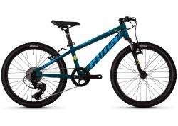Велосипед Ghost Kato Essential 20, рама one-size, синий, 2021