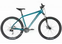 Велосипед Fuji 27,5 NEVADA 1.9 рама - 17 2021 Dark Teal